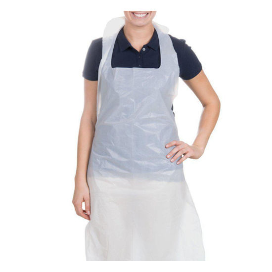 Biodegradable Disposible Apron 1350MM (Total 500)