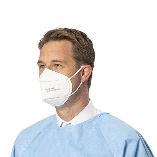 Disposable Surgical KN95/P2 Masks (Total 960 masks)