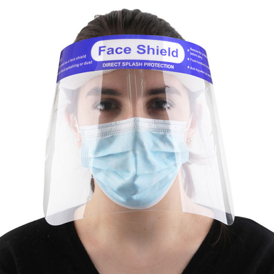 Face Shields (Total 10 Shields)