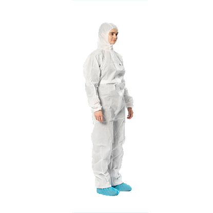 Coveralls standard (Total 50)