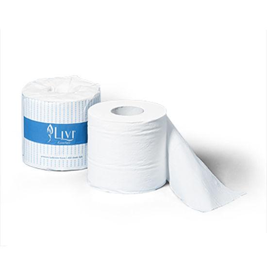 LIVI Essentials Toilet Tissue 2ply 400's (Total 48 Rolls)