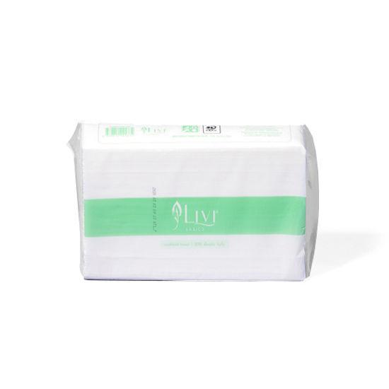 LIVI Basics Multifold Towel 1ply 200s (Total 20 packs)