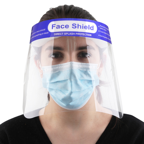 Face Shields (Total 10 Shields)