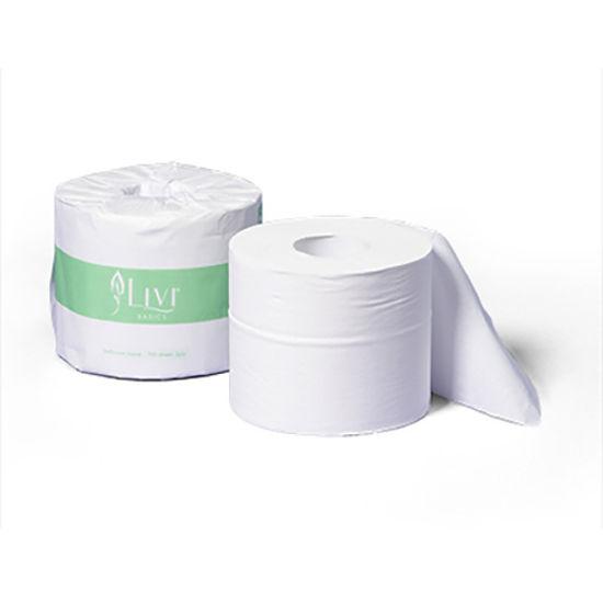 Toilet Tissue. LIVI Basics, 2 ply 700st. 48 Rolls. Solaris Code 7004