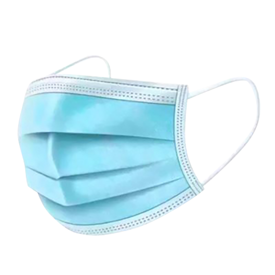 Face Masks, Type 2 Surgical. 3 ply Disposable. TGA. 50 Masks x 40 Pack Total 2,000 Masks