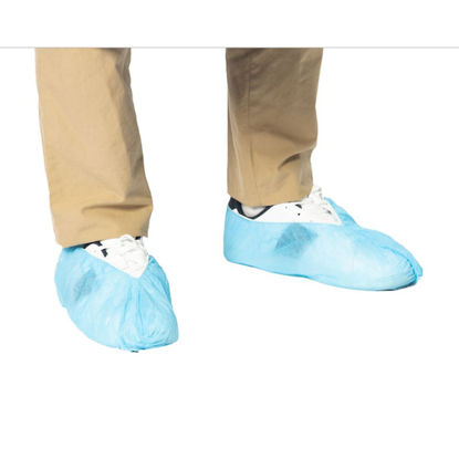 Shoe Covers. TGA. Single layer dust protection. 100 covers x 20 packs Total 2,000 Shoe Covers